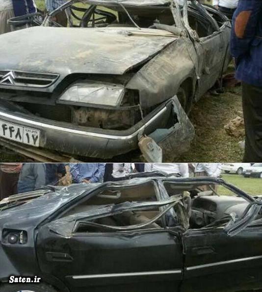 عکس تصادف حوادث ارومیه تصادف زانتیا اخبار ارومیه