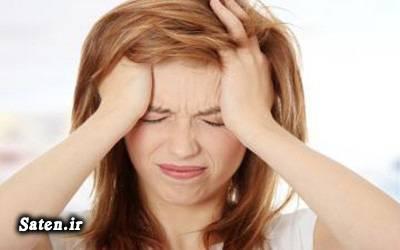 نقطه هوکو مجله سلامت طب فشاری درمان سردرد درمان خانگی درمان استرس