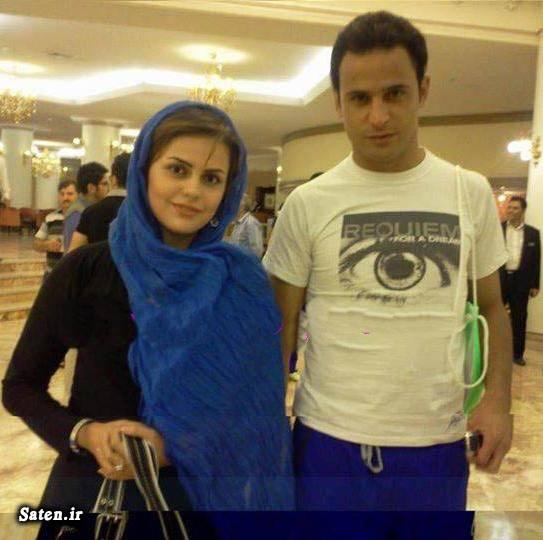 همسر آرش برهانی بیوگرافی آرش برهانی بازیکنان استقلال تهران