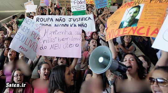 عکس تجاوز جنسی دختر برزیلی تجاوز جنسی گروهی تجاوز جنسی اخبار برزیل