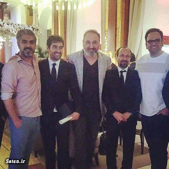 فیلم جدید اصغر فرهادی عکس جشنواره کن بیوگرافی شهاب حسینی بیوگرافی اصغر فرهادی بازیگران فیلم فروشنده بازیگران ایرانی جشنواره کن 2016 Cannes