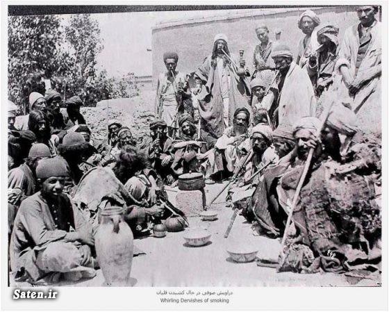 وافور قاجاریه عکس زمان قاجار عکس تهران قدیم عکس ایران قدیم
