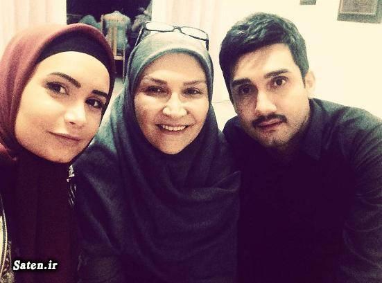 همسر مینا نوروزی فساد سینما عکس جدید بازیگران بیوگرافی مینا نوروزی