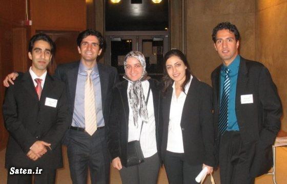 همسر مونا جراحی بیوگرافی مونا جراحی ایرانیان در خارج ایرانیان آمریکا mona jarrahi
