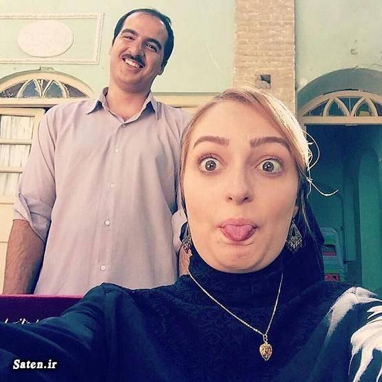 عکس جدید بازیگران بیوگرافی نهال دشتی بیوگرافی پاشا جمالی بازیگران سریال شهرزاد اینستاگرام نهال دشتی
