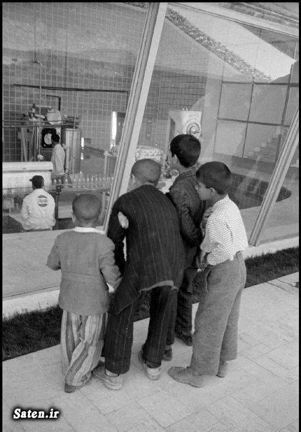 عکس قدیمی عکس تهران قدیم عکس ایران قدیم پپسی کولا