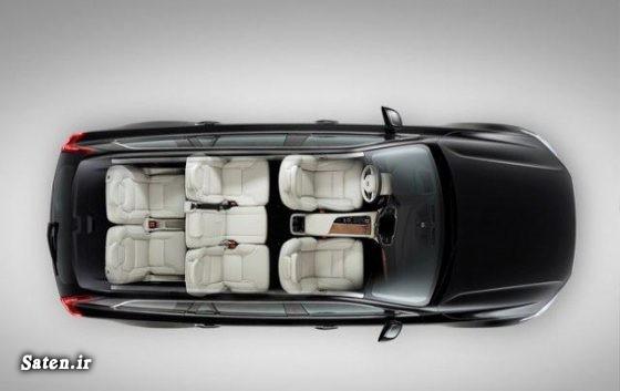 نمایندگی ولوو سواری در ایران مشخصات ولوو XC90 قیمت ولوو XC90 قیمت شاسی بلند شرکت افرا موتور Volvo xc90