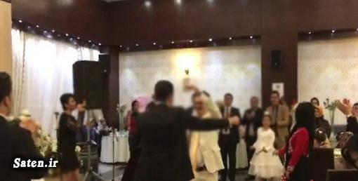 عکس و فیلم مختلط تالار امیران قم عروسی مختلط در قم خواننده زن در قم تالار عروسی در قم اخبار قم