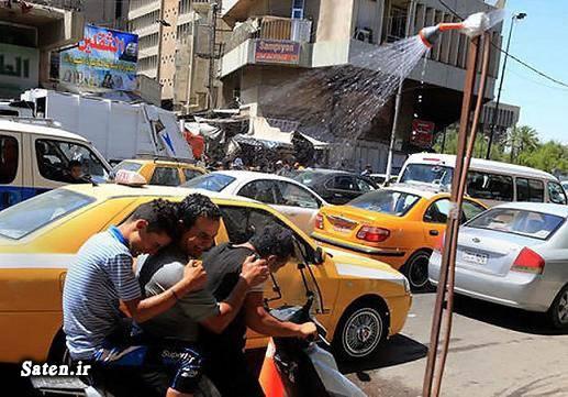عکس عراق خنک شدن در تابستان اخبار عراق