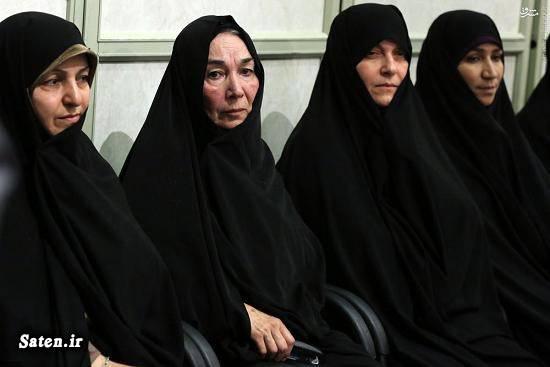 عکس جدید بازیگران سکینه کبودرآهنگی بیوگرافی پروانه معصومی