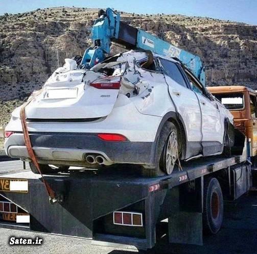 مشخصات سانتافه جدید عکس تصادف خودرو تصادف سانتافه تصادف خودرو گرانقیمت
