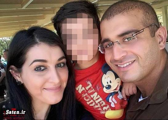 همسر عمر متین همجنسبازها حوادث آمریکا بیوگرافی عمر متین اخبار آمریکا