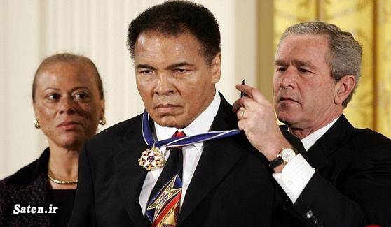 محمد علی کلی قهرمان بوکس جهان بیوگرافی محمد علی کلی Muhammad Ali
