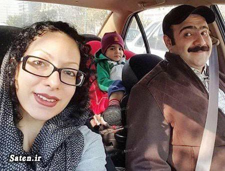 همسر بهادر مالکی فامیل دور خانواده باحال خندوانه بیوگرافی بهادر مالکی اینستاگرام خندوانه
