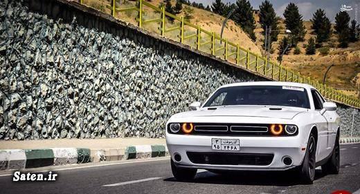 نام خودرو آمریکایی مشخصات دوج چلنجر قیمت دوج چلنجر خودروهای گذر موقت Dodge Challenger