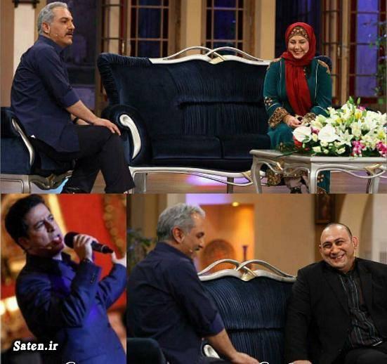 همسر علیرضا رضایی (کشتی) همسر علی تفرشی دورهمی مهران مدیری دورهمی شبکه نسیم بیوگرافی علیرضا رضایی (کشتی) بیوگرافی علی تفرشی
