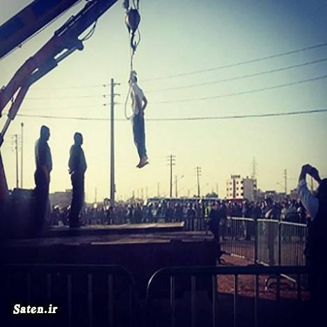 مرد ژله ای عکس اعدام حوادث شیراز اخبار شیراز