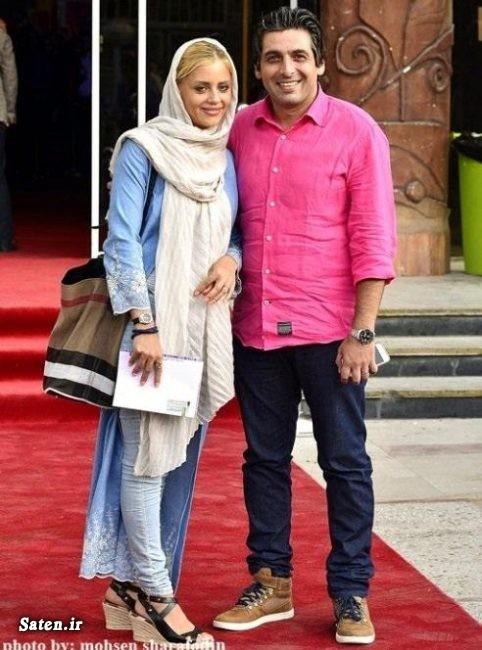 همسر حمید گودرزی طلاق بازیگران بیوگرافی ماندانا دانشور بیوگرافی حمید گودرزی اینستاگرام حمید گودرزی