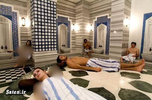 حمام ترکی توریستی ترکیه turkish bath