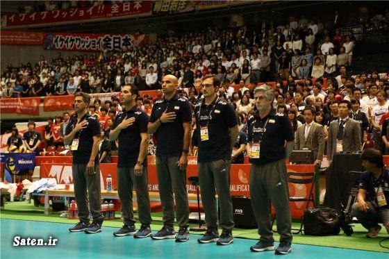 والیبال ایران و ژاپن والیبال انتخابی المپیک عکس تماشاگران والیبال تماشاگران والیبال ایران و ژاپن تماشاگران ایران و ژاپن اخبار والیبال