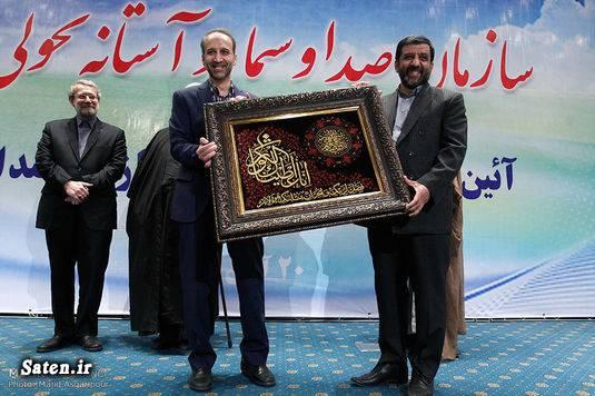 سوابق علی لاریجانی رئیس صدا و سیما تعداد کارمندان صدا و سیما بیوگرافی عزتالله ضرغامی بودجه صدا و سیما