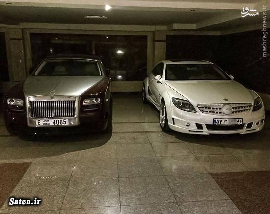 میلیاردرهای تهران زندگی در تهران خودرو لوکس خودرو گرانقیمت بچه پولدار تهرانی