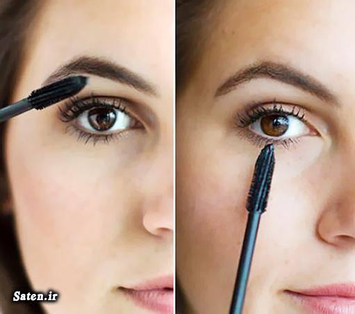 نکات مهم آرایشی مدل آرایش صورت ملایم مدل آرایش صورت دخترانه آموزش آرایش آرایش چشم آرایش ابرو