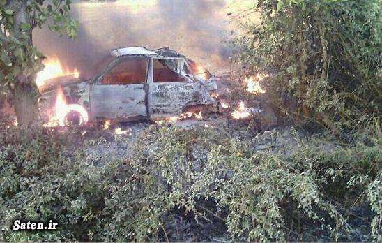 مشخصات پراید حوادث واقعی امنیت پراید اخبار بهشهر آتش سوزی خودرو آتش سوزی پراید