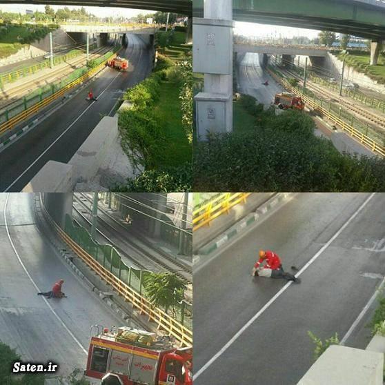 عکس خودکشی حوادث مشهد اخبار مشهد