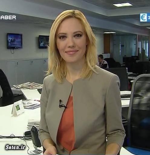 مجری ترکیه ای کودتا ترکیه عکس دختر ترکیه زن ترکیه