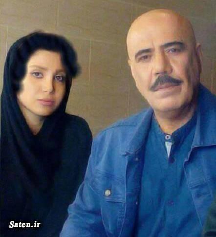 همسر کاظم بلوچی عکس قدیمی بازیگران دختر کاظم بلوچی بیوگرافی کاظم بلوچی بازیگران سریال برادر