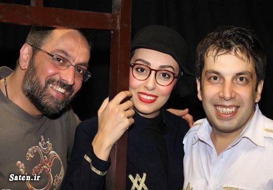 همسر عباس جمشیدی همسر بازیگران بیوگرافی فریبا امینیان بیوگرافی عباس جمشیدی اینستاگرام بازیگران