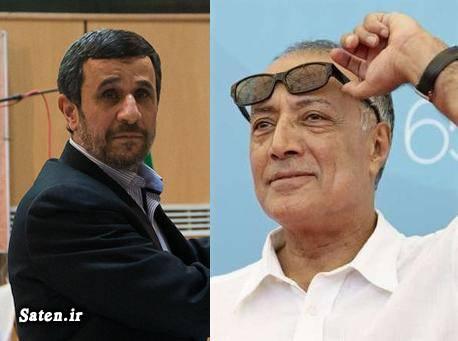 علت مرگ عباس کیارستمی بیوگرافی عباس کیارستمی اخبار احمدی نژاد احمدی نژاد