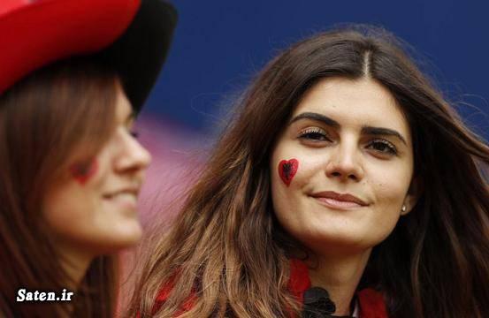 عکس یورو 2016 عکس دختر زیبا زنان تماشاگر فوتبال دختران تماشاگر فوتبال دختر اروپایی تماشاگران یورو 2016 euro 2016