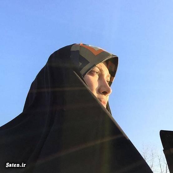 مجری شبکه طبرستان مازندران دختر زیبای با حجاب دختر با حجاب بیوگرفی فاطمه موازی اینستاگرام مجریان اینستاگرام فاطمه موازی