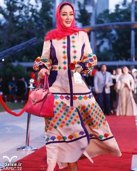 همسر بازیگران مدل لباس مجلسی مدل لباس بازیگران مدل آرایش بازیگران مانتو شیک مجلسی لباس شیک مجلسی شیکترین مدل لباس جشن حافظ 95 جدیدترین مدل لباس تصاویر جشن حافظ آرایش بازیگران