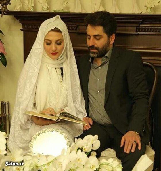 همسر مجریان همسر مجری زن همسر ژیلا صادقی بیوگرافی محسن رجبی بیوگرافی ژیلا صادقی ازدواج ژیلا صادقی