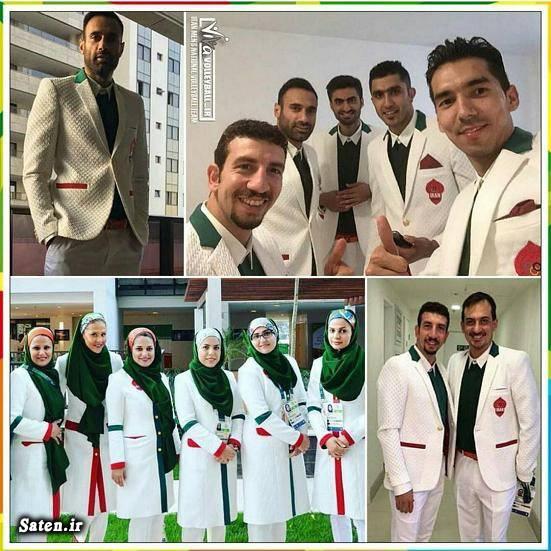 برنامه والیبال المپیک 2016 ایرانیان در المپیک 2016 امیر خوش خبر المپیک 2016 ریودوژانیرو اخبار والیبال