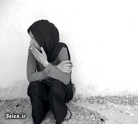 زن معتاد دختر معتاد اعتیاد زنان اعتیاد به شیشه