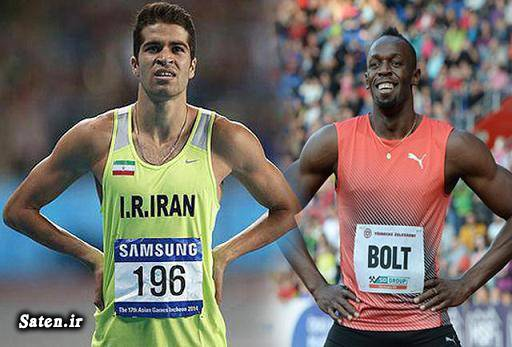 بیوگرافی حسن تفتیان بیوگرافی اوسین بولت ایرانیان در المپیک 2016 المپیک 2016 ریودوژانیرو اخبار دوومیدانی Hassan Taftian