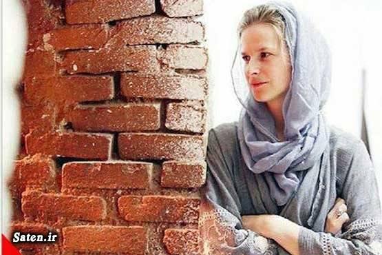 مهاجرت به خارج مهاجرت به اروپا کشف حجاب بازیگران اقامت ایران Marene van Holk