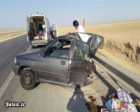 مشخصات پراید قیمت انواع پراید عکس پراید جاده ساوه همدان تصادف پراید امنیت پراید
