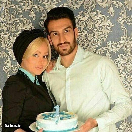 همسر فوتبالیست ها همسر حسین ماهینی همسر بازیکنان پرسپولیس بیوگرافی حسین ماهینی اینستاگرام حسین ماهینی Hossein Mahini