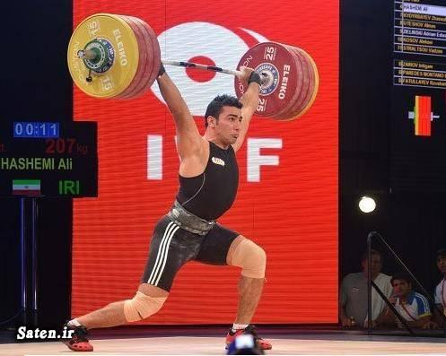 بیوگرافی علی هاشمی (وزنه بردار) ایرانیان در المپیک 2016 المپیک 2016 ریودوژانیرو اخبار وزنه برداری Ali Hashemi