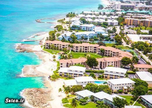 زندگی در غرب زندگی در انگلیس جزایر کیمن اخبار انگلیس Cayman Islands
