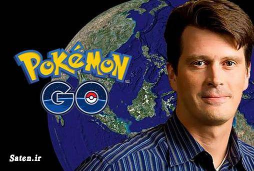 شغل پر درآمد راهنمای بازی pokemon go دانلود پوکمون گو پولدار شدن بهترین شغل آموزش پولدار شدن pokemon go John Hanke