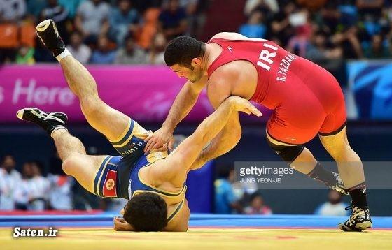 نتایج کشتی آزاد ایران نتایج المپیک 2016 برزیل بیوگرافی رضا یزدانی (کشتی) ایرانیان در المپیک 2016 المپیک 2016 ریودوژانیرو Reza Yazdani Freestyle wrestling