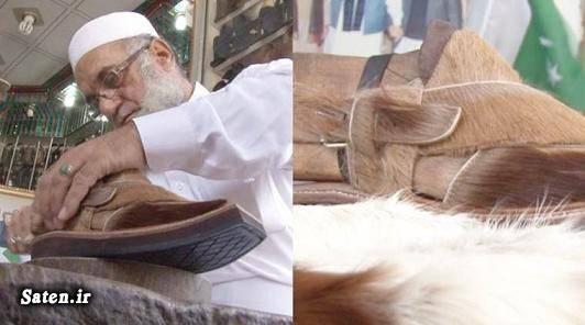 همسر شاهرخ خان کفش و صندل شاهرخ خان کفش دست دوز کفش بازیگران پوست آهو بیوگرافی شاهرخ خان Shah Rukh Khan