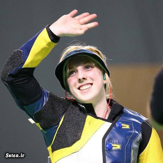 ویرجینیا سراشر عکس المپیک 2016 برزیل دختر آمریکایی بیوگرافی الهه احمدی ایرانیان در المپیک 2016 المپیک 2016 ریودوژانیرو virginia thrasher