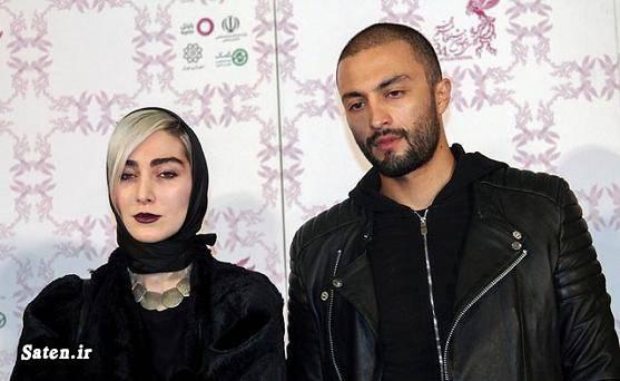 همسر امیر جدیدی دختر تهرانی پردیس سینمایی کوروش بیوگرافی امیر جدیدی amir jadidi
